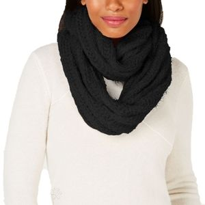 INC International Concepts Textured Infinity Scarf